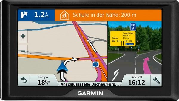 Navigationsgerät Navi Garmin Drive 51 LMT-S 5Zoll 46 Länder Europa