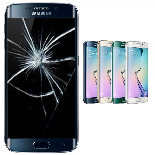 samsung galaxy s6 edge display reparatur scheibe. Black Bedroom Furniture Sets. Home Design Ideas