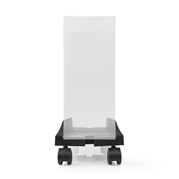 Computer PC Tower Wagen Ständer Büro Rollwagen Gerätewagen mit 4 Rädern