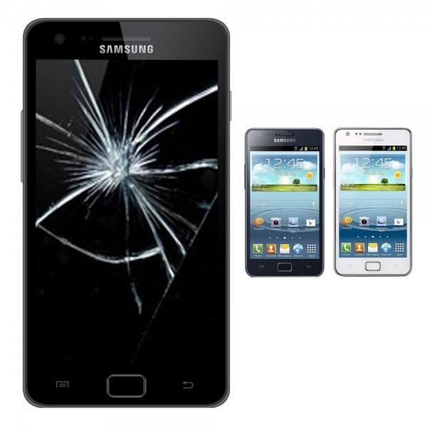 Samsung Galaxy S 2 (II) i9100 Reparatur Display Scheibe Glasscheibe
