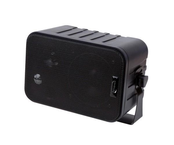 HiFi Lautsprecher Dynavox LS-5L3 Mini Box 3-Wege 60W 1-Paar schwarz