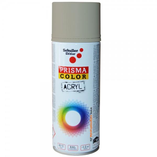 Spraydose Lackspray Sprühfarbe - Farbe RAL 7032 kieselgrau