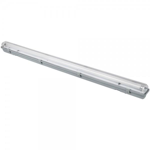 LED Feuchtraumleuchte Stableuchte Rohrlampe 120cm mit Leuchtmittel 1800lm A+