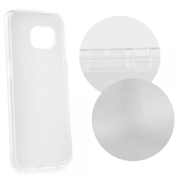 Silikon Schale für iPhone X Schutzhülle Jelly Roar Back Case Transparent