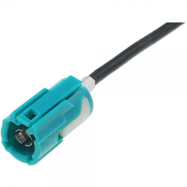 Autoradio Antennenadapter mit Fakra Anschluss Verbinder Leitung