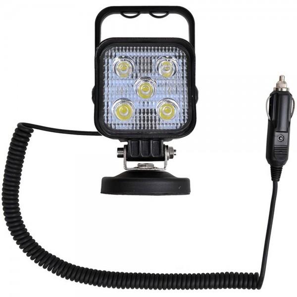 KFZ Auto LED Leuchte Lampe Lichtstrahler 12V 24V Zigarettenanzünderstecker