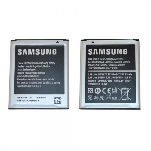 Original Akku für Samsung Galaxy S3 mini i8190 1500mAh Li-Ion 3,8V