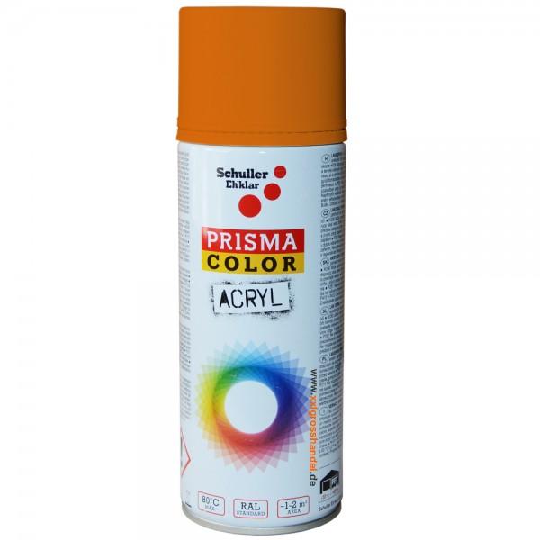 Spraydose Lackspray Sprühfarbe - Farbe RAL 2011 tieforange