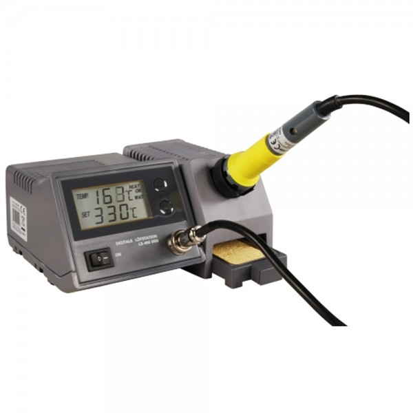 Digitale Lötstation mit Temperaturanzeige LCD Display 48W 150-450 °C