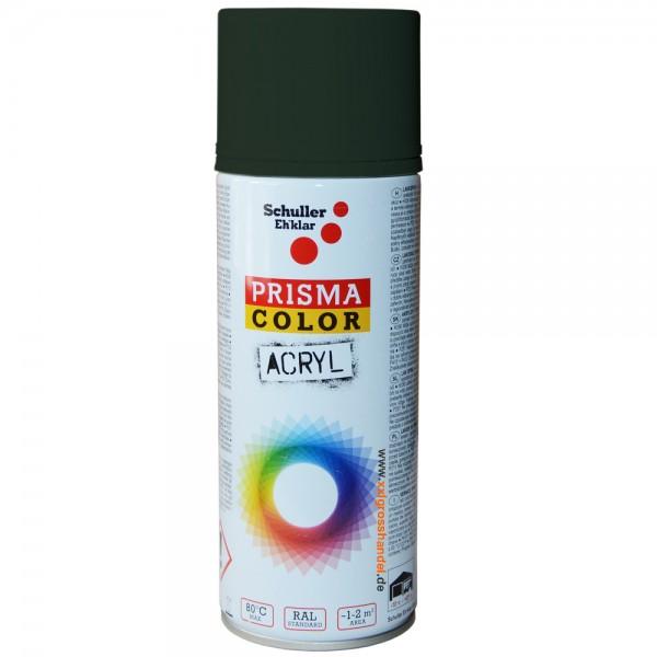 Spraydose Lackspray Sprühfarbe - Farbe RAL 6009 tannengrün