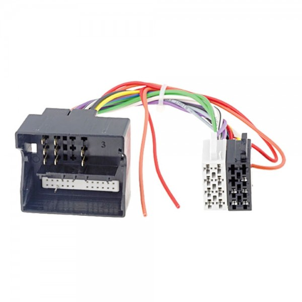 Autoradio Adapter ISO Radioadapter Stecker 37B für MB Mercedes Benz
